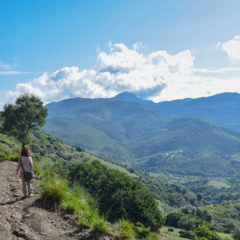 Madonie Mountains Sicily-hiking